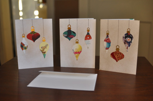 Christmas card series